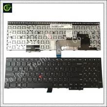 الأصلي جديد الإنجليزية لوحة المفاتيح ل IBM لينوفو ثينك باد E550 E550C E555 E560 E560P E565 00HN000 00HN074 00HN037 محمول الولايات