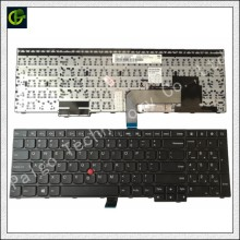 Original New English Keyboard for IBM Lenovo Thinkpad E550 E550C E555 E560 E560P E565 00HN000 00HN074 00HN037 laptop US