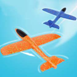 Самолет руководство бросать Спорт на открытом воздухе игрушки модель дельтаплана красочные Для детей NSV775
