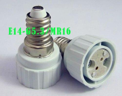 4772c717dd9 ღ Ƹ̵̡Ӝ̵̨̄Ʒ ღ5 unids E14-MR16 G5.3 lámpara titular convertidor - a43