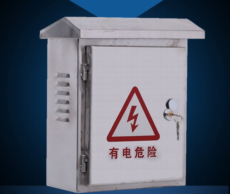 Fabulous 304 Stainless Steel Distribution Outdoor Weatherproof Box Industry Wiring Cloud Hisonuggs Outletorg