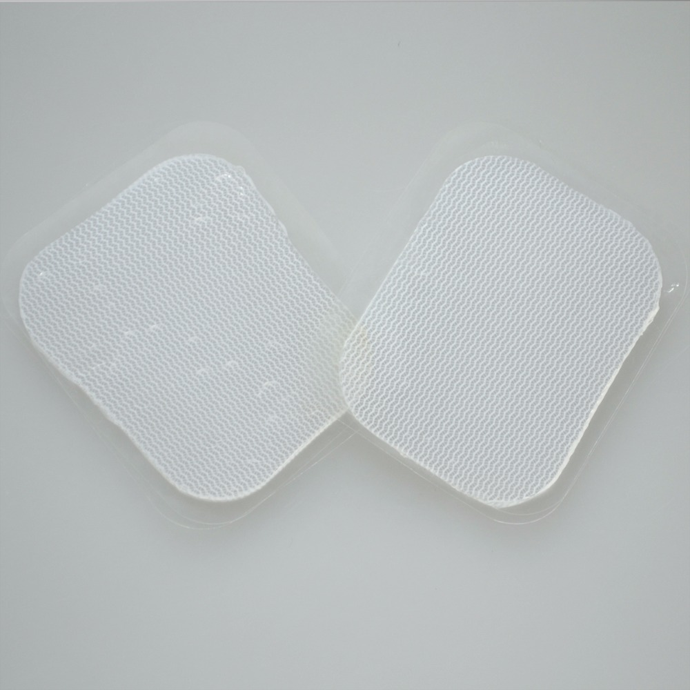10 Pairs/Lot Replacement Gel Pads For Abs System Abdominal Muscle Toner Flex Belt Patch ABS Flex Belt Pads массажер 2010 abs ab flex