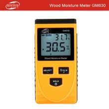 BENETECH цифровой индукционный измеритель влажности древесины тестер влажности древесины детектор влажности GM630