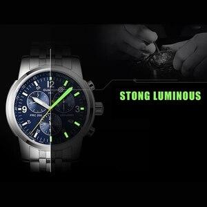 Image 3 - GUANQIN 2019 deep diving watch top brand luxury Clock Men Automatic 200m waterproof Mechanical clock men Relogio Masculino