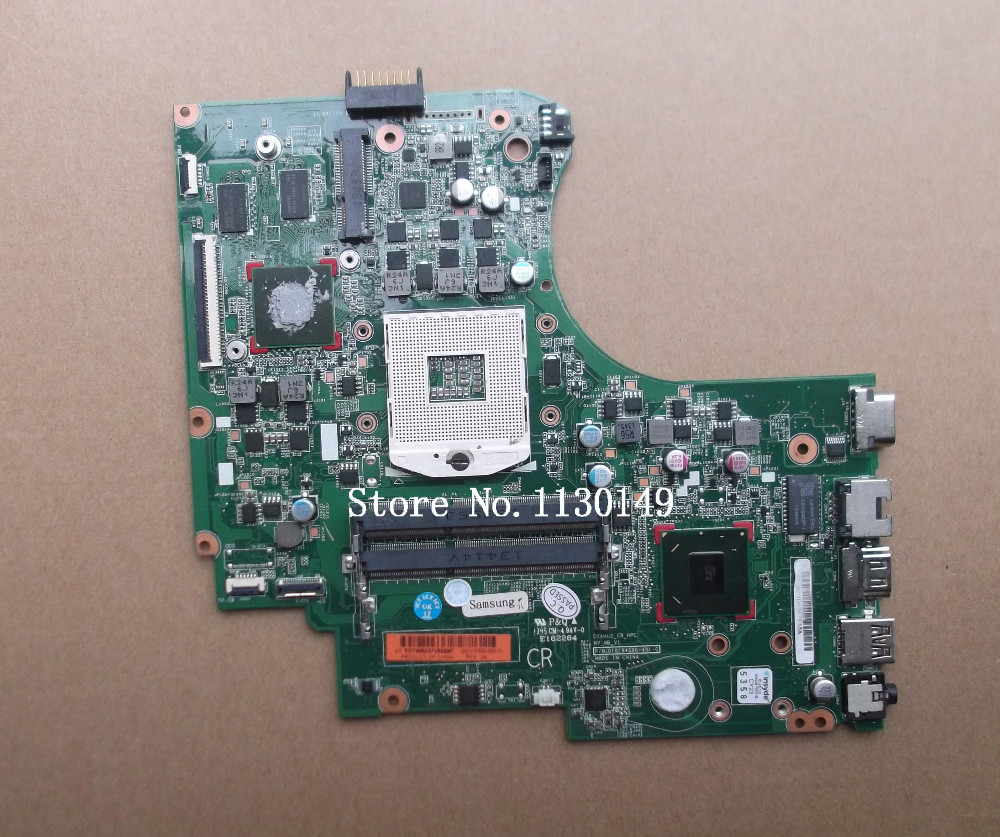 748839-001 Free shipping 748839-501 board for HP 15 15-D 250-G2 laptop motherboard with HM76 chipset DSC 820M/1G free shipping original 753100 501 laptop motherboard for hp 15 d 250 g2 notebook mainboard 753100 001 n2820