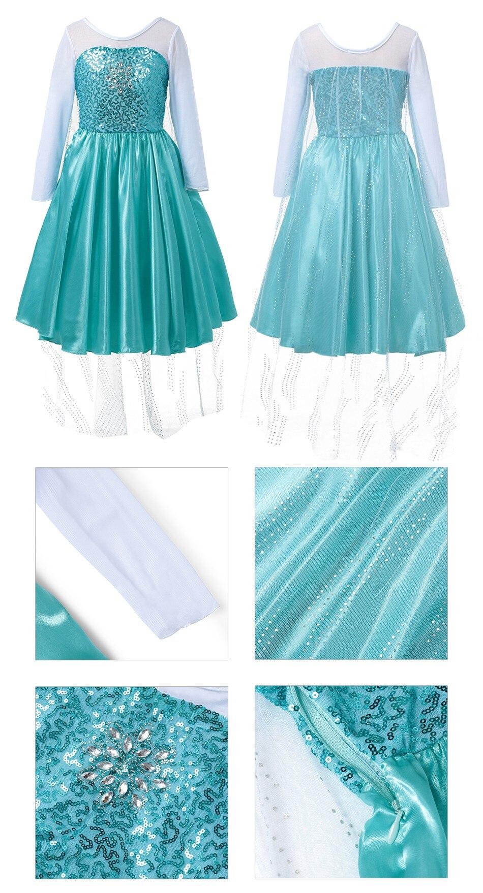 Elsa Dress 06