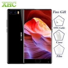 4 GLTE BLUBOO S1 Smartphones Android 7.0 4 GB RAM 64 GB ROM Octa Core Handys Dual-Zurück Kamera 1080 P 5,5 zoll Dual SIM handys