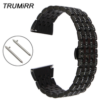 Crystal Diamond Watchband for Luminox Hamilton Rado Quick Release Stainless Steel Watch Band Wrist Strap Bracelet 18mm 20mm 22mm