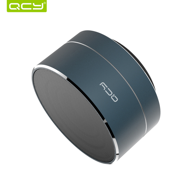 QCY A10 wireless bluetooth mini portable subwoof with Mic