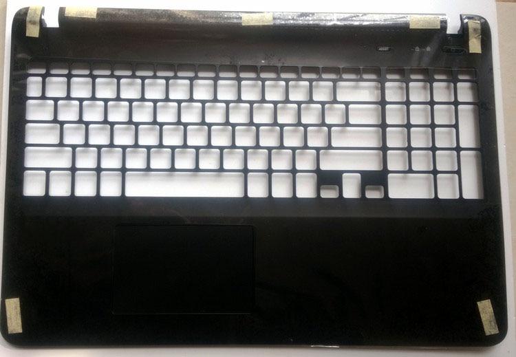 """Новый для SONY Vaio SVF15 SVF152 SVF153 SVF1541 SVF152100C Английская клавиатура ноутбука США Верхний черный черный 15,6 """""""
