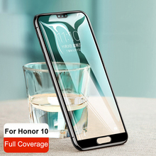WeeYRN 9H Protective Glass Honor 10 / View Tempered Screen Protector For Huawei 9 Lite Full Flim