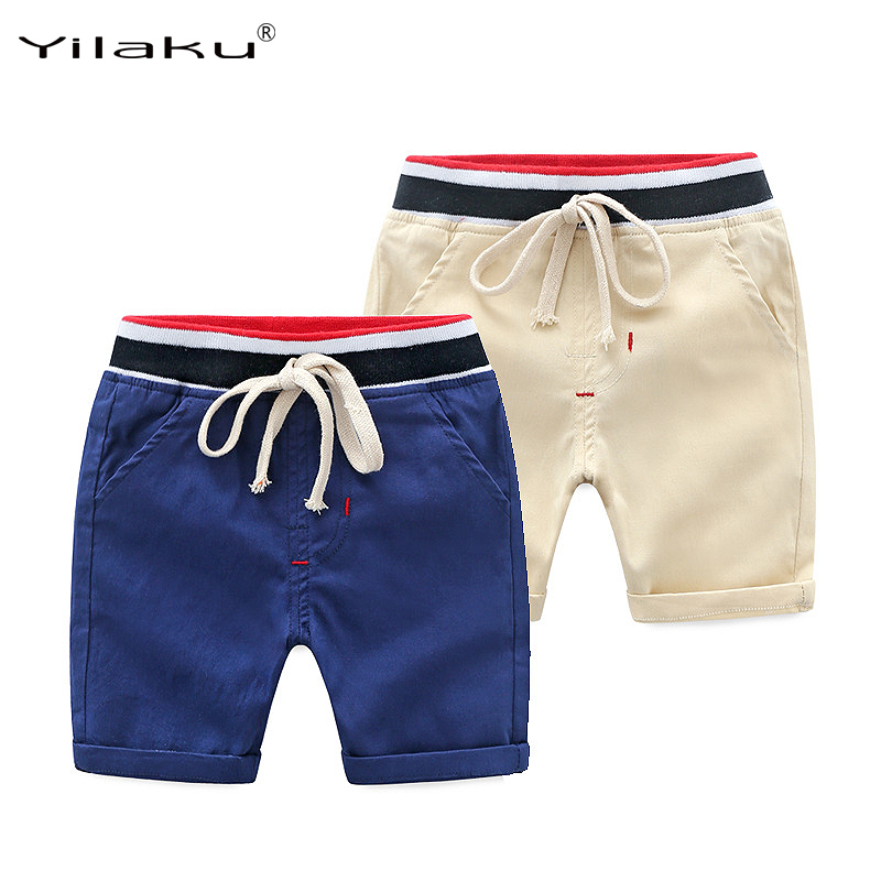 Yilaku baby boys   shorts   100% cotton kids   shorts   90 size can open   short   garcon children   short   enfant CI062