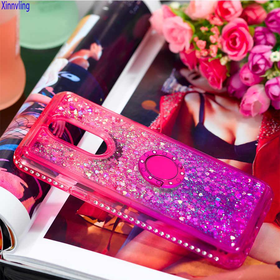 Чехол для LG Stylo 4 Q710/L713DL/Q710US Stylo4 Q71AL для LG Q Stylus чехол Q71TS/Q71CS Q71MS чехол для телефона ТПУ зыбучий песок в виде ракушки
