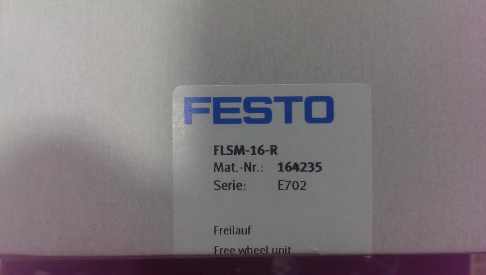 FESTO implementation of FLSM-16-R 164235 cylinder head accessories order 5 weeks delivery stability implementation of erp fifo