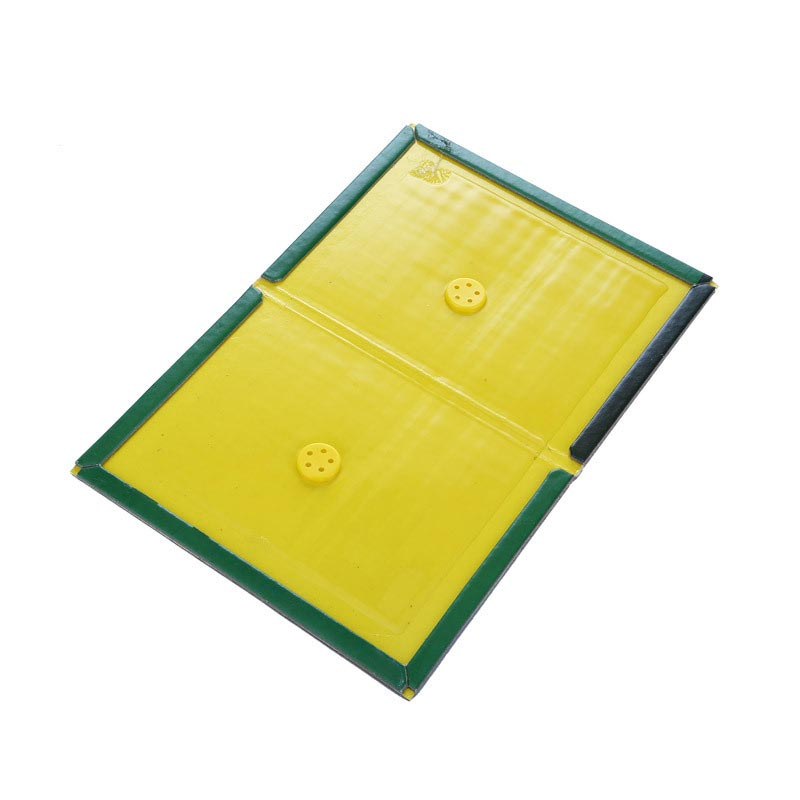 Image 2 - 10Pcs Trapper Max Sticky Glue Mice Traps Board Rodent Mouse Snake Bugs Safe Tools HG99-in Traps from Home & Garden