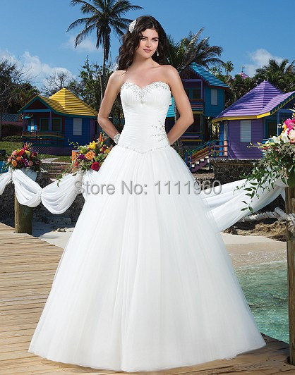 Fashion Design Mexican Wedding Dresses With Sweetheart Off The