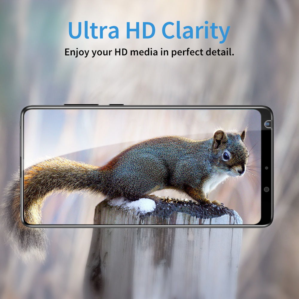 Image 5 - ESR Xiaomi MIX 2 2S Screen Protector for Xiaomi 8 8 SE Tempered Glass 3X Stronger 9H 3D Full Coverage Xiaomi MI 6 Protector Film-in Phone Screen Protectors from Cellphones & Telecommunications on AliExpress