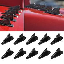Applicable For Honda Civic 96-98 model of the network black ABS with wire car modification in