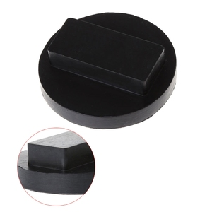 Black Car Rubber Jack Pads Tool Jacking Pad Adapter For BMW Mini R50/52/53/55 #1