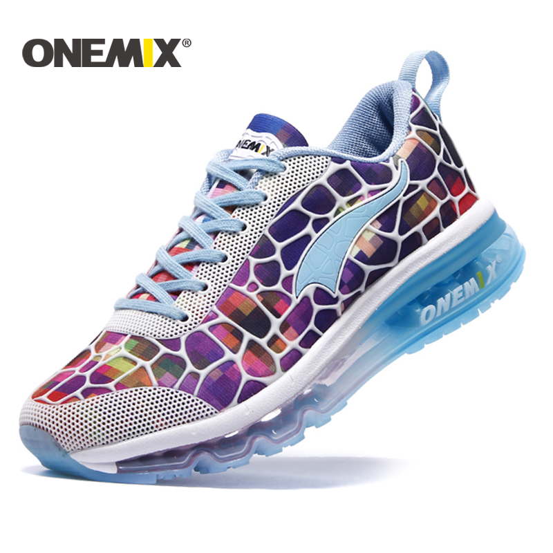 Hotsale ONEMIX 2017 cushion sneaker original zapatos de mujer women athletic outdoor sport shoes female running shoes size 36-40 onemix unisex runner sneaker original zapatos de hombre 2017 new women athletic outdoor sport shoes men running shoes size 36 46