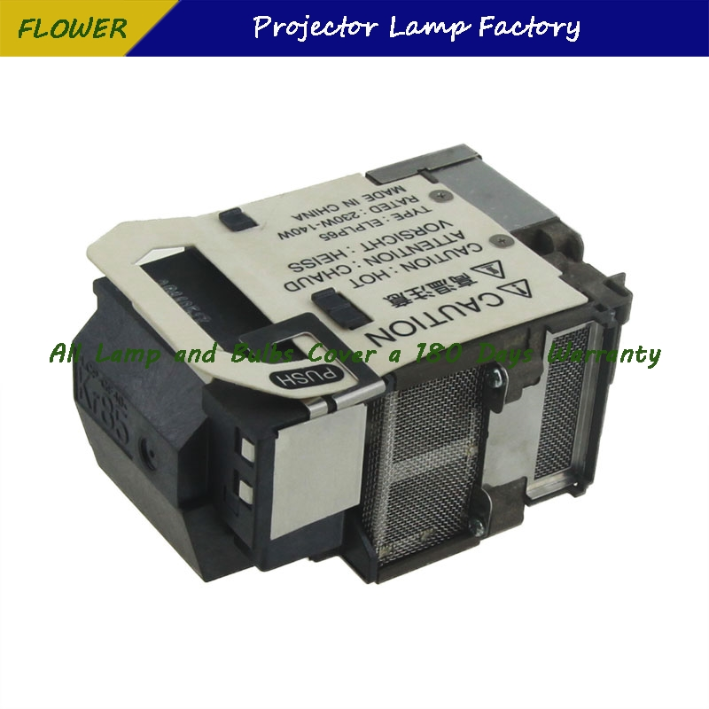 Brand NewProjector BareLamp with housing ELPLP65 For  EPSON EB-1750 EB-1751 EB-1760W EB-1761W EB-1770W EB-1771W EB-1776W H372A недорого