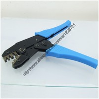 Automotive 4.8 6.3 Sealed Terminal Ratchet Crimping Tool/Pliers Crimps with Wire seal Waterproof connector for DELPHI tyco AMP