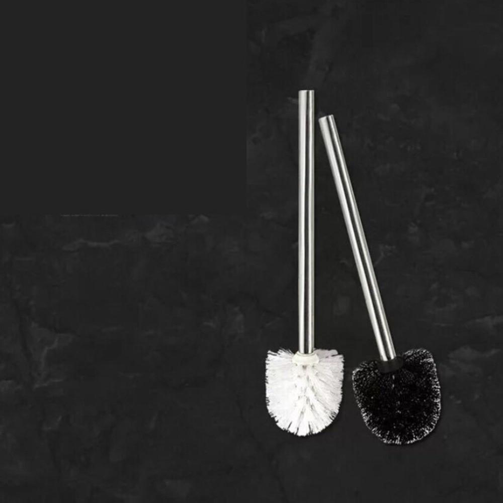 2019 Neue Stil Wc Artikel Für Edelstahl Griff Wc Pinsel Anzug Haushalts Aufhänger Rahmen Reinigung Pinsel Wc-borstel