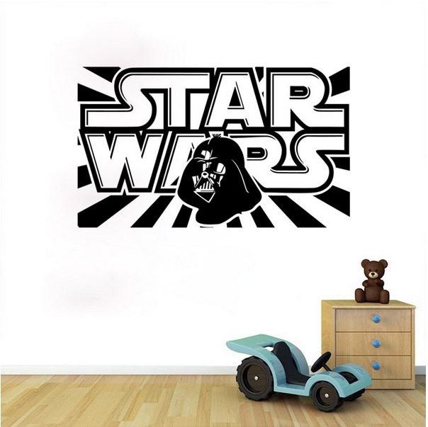 Superb Aliexpress.com : Buy Movies Star Wars Death Star Vinyl Art Wall Stickers  Kids Room Wall Decal Home Decor 3D Removable Wall Sticker Fans Decoration  From ... Part 22