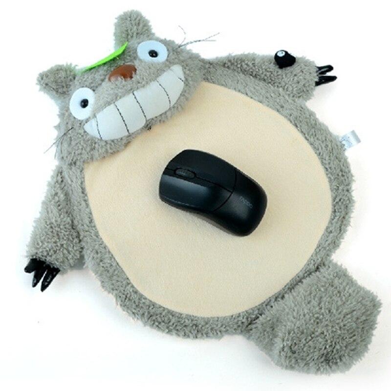 Totoro plush Mousepad