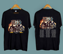 New Kiss Band End of The Road Tour 2019 T SHIRT Size S to 3XL Hot New 2018 Summer Fashion T-Shirt