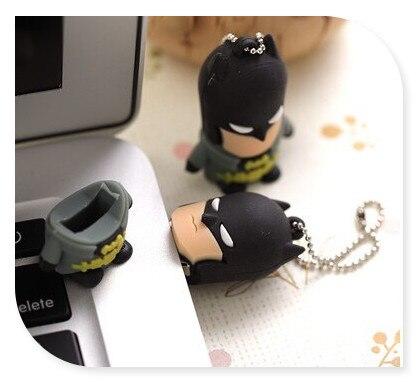 bat model USB 2.0 usb flash drives thumb pendrive u disk usb creativo memory stick usb flash drive 4GB 8GB 16GB 32GB 64GB S23