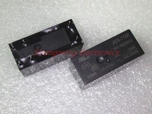 Image 1 - 50PCS 6pins HF115F  JQX 115F 005 1HS3 JQX 115F 012 1HS3 JQC 115F 024 1HS3 5V 12V 24V 16A 250VAC Relay