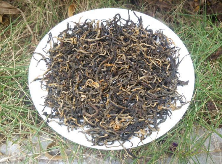 2015 auturm dianhong black tea (2)