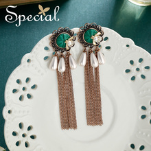 Special western style earrings if one day