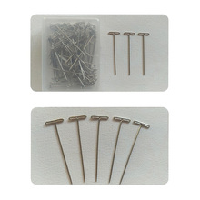 Jewelry Sewing-Crafting-Pins T-Pins Macrame 100pcs Knitting for on Canvas-Head Old-Street