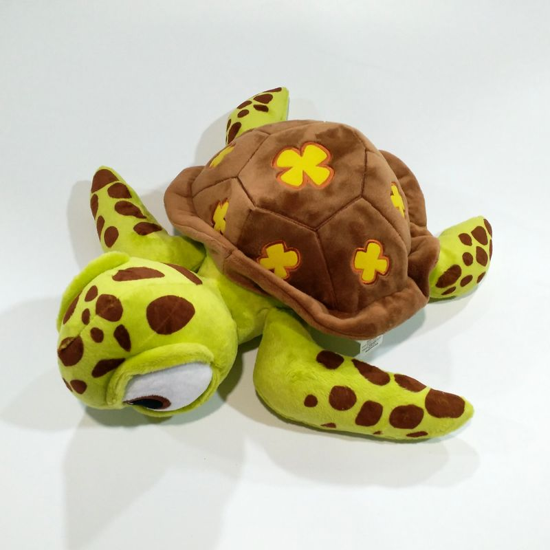 Squirt Plush Toy, Green Sea Turtle Plush Toy Free shipping Finding Nemo Plush 40cm finding nemo 2 finding dory plush toys 25cm nemo