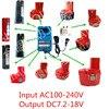 MOSTA Charger 7 2V 9 6V 12V 14 4V 18V Replacement For MAKITA NI MH