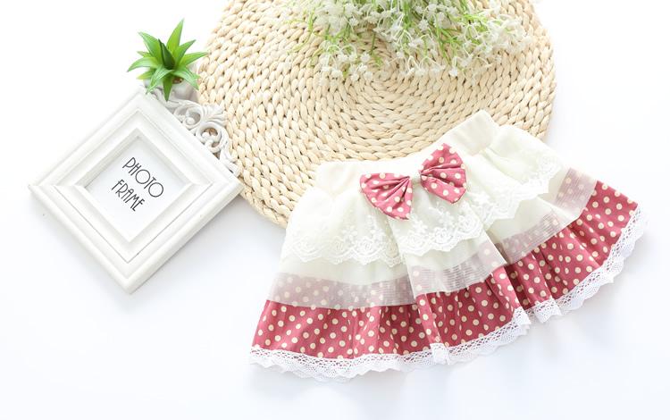 baby girl ribbon short tutu skirt chiffon casual ruffle mini tutu pink layers ball gown pettiskirt for child kids party skirt (14)