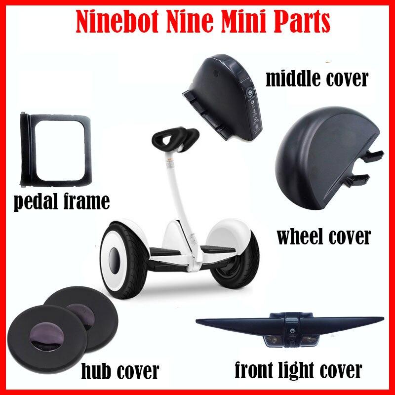 Peças de reposição para xiaomi ninebot nove mini hoverboard reparação e maitenance frete grátis