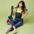 Macacão Jeans para As Mulheres Rompers Womens Jumpsuit 2017 Macacão Jeans Mulheres Combinaison Tuta Donna Elegante Femme Elegante 895348