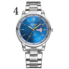 2019 мужские часы бизнес календари модные повседневное нержавеющая сталь немеханические кварцевые Wristwatches2 #