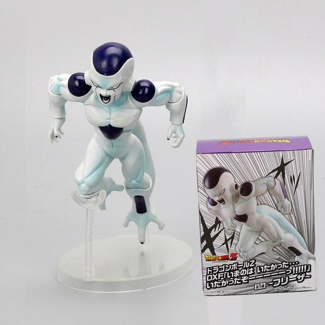 New White 19 cm DXF QUE DÓI! Akira Toriyama Freezer PVC Figuras de Ação Freeza Dragon Ball Z Frieza Collectible Modelo Brinquedos