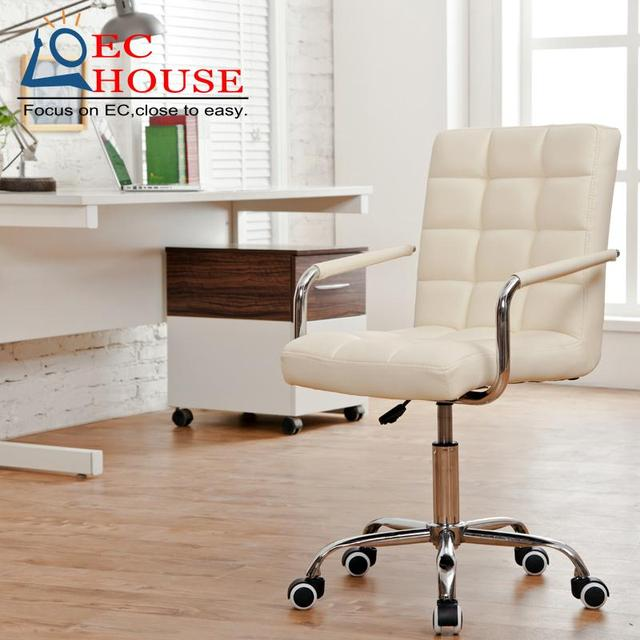home comter ergonomic office swivel lift stool cr special offer FREE SHIPPING