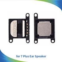 Altavoz de oído para iPhone 7 Plus 7 más 5.5 pulgadas una calidad piezas de reparación del cable de la flexión del receptor del auricular que escucha el envío libre