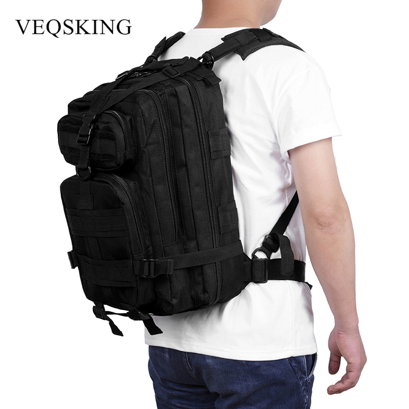 3P <font><b>Outdoor</b></font> Military Tactical Backpack Army Camping Hiking Sports Climbing <font><b>Bags</b></font>,W Tactical Camouflage Backpack