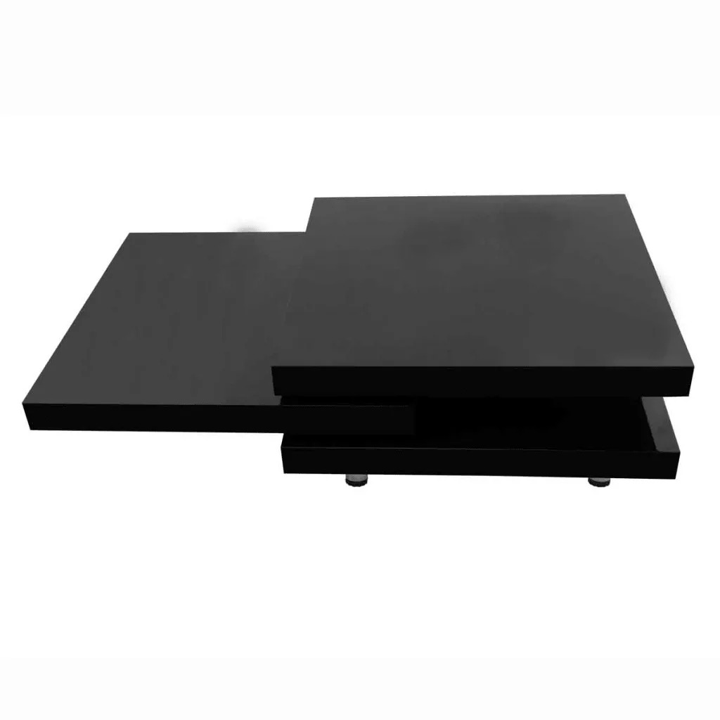Hot Discount #6831 - VidaXL Modern Wooden Coffee Table 3 ...