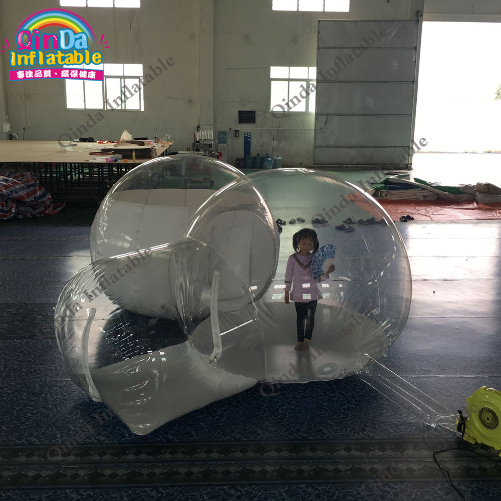 inflatable bubble tent (9)