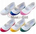 Japón / japonés uniforme escolar Uwabaki zapatos deporte deportes zapatos de interior Cosplay plana Anti sudor Anti olor suave 6 colores