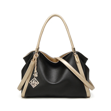 купить Fashion Designer Women Handbag Female PU Leather Bags Large Handbags Ladies Portable Shoulder Bag Office Woman Crossbody Totes дешево