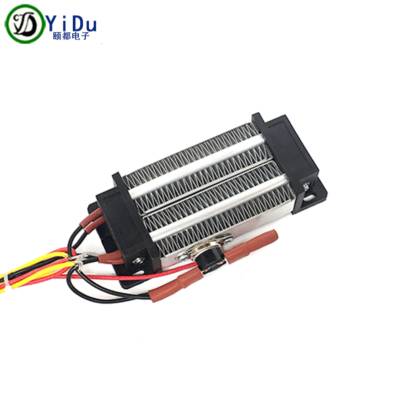Surface Insulated 300W 220V  Thermostatic PTC Incubator Heater Ceramic Air Heater Electric Heater Heating Element 120*50mm AC/DC